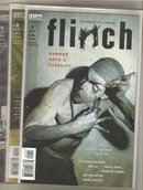 Flinch comic books issues 1, 2, 5, and 6
