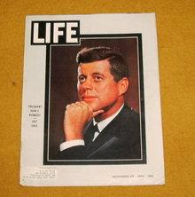 Life magazine Kennedy and Oswald assassination issue November 29, 1963
