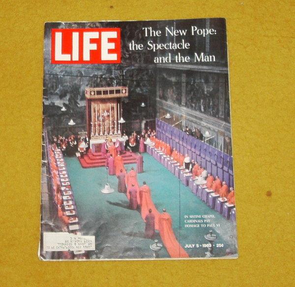 Life magazine July 5, 1963
