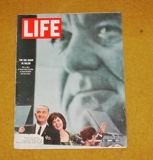 Life magazine September 4, 1964