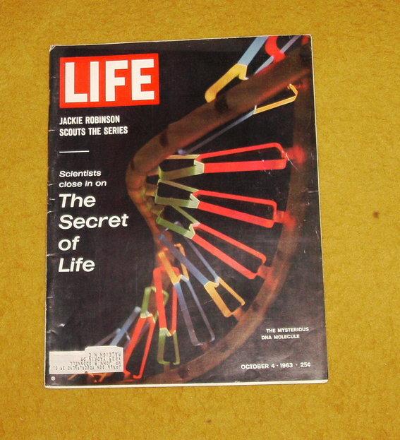 Life magazine October 4, 1963