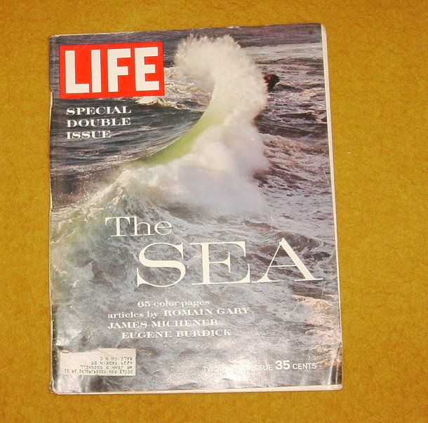 Life magazine December 21, 1962 special double issue