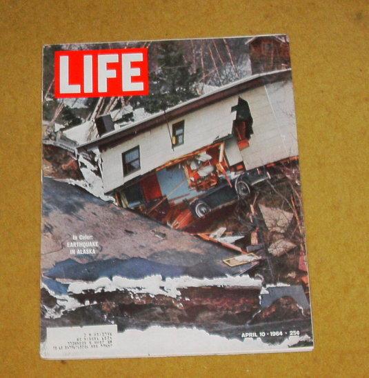 Life magazine April 10, 1964