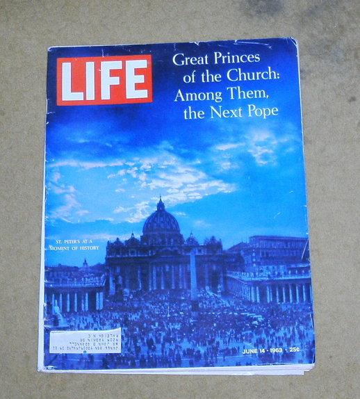 Life magazine June 14,1963