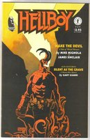 Hellboy #5 comic book near mint 9.4