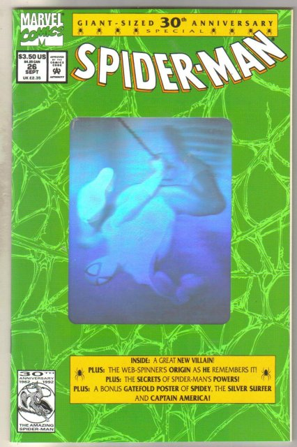 Spider-man #26 comic book mint 9.8
