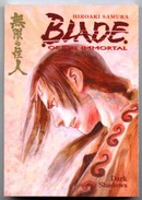 Blade of the Immortal  comic graphic novels