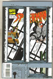 Spider-man #57 comic book mint 9.8