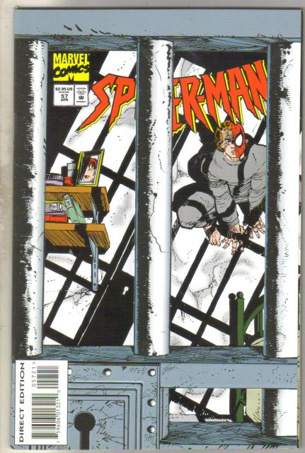 Spider-man #57 comic book mint 9.8