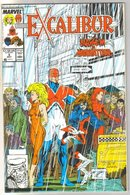 Excalibur #8 comic book mint 9.8