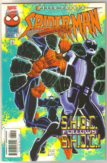 Spider-man #76 comic book mint 9.8