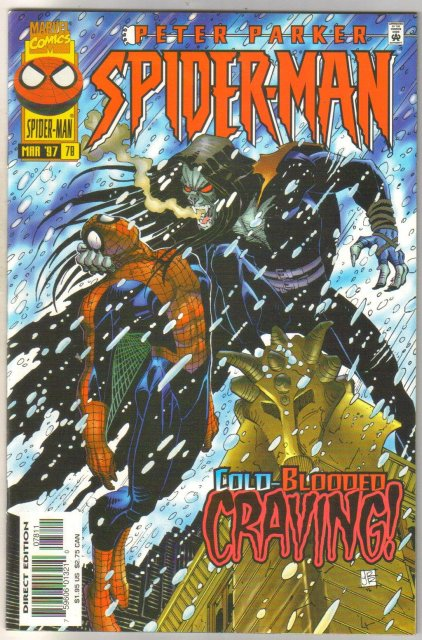 Spider-man #78 comic book mint 9.8