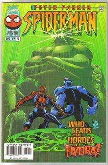 Spider-man #79 comic book mint 9.8