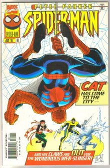 Spider-man #81 comic book mint 9.8