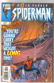 Spider-man #87 comic book mint 9.8