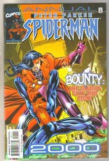 Spider-man Annual 2000 comic book mint 9.8