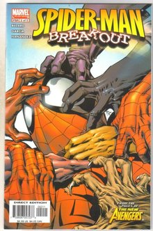 Spider-man Breakout #2 comic book mint 9.8