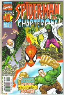 Spider-man Chapter One #0 comic book mint 9.8