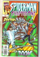 Spider-man Chapter One #4 comic book mint 9.8