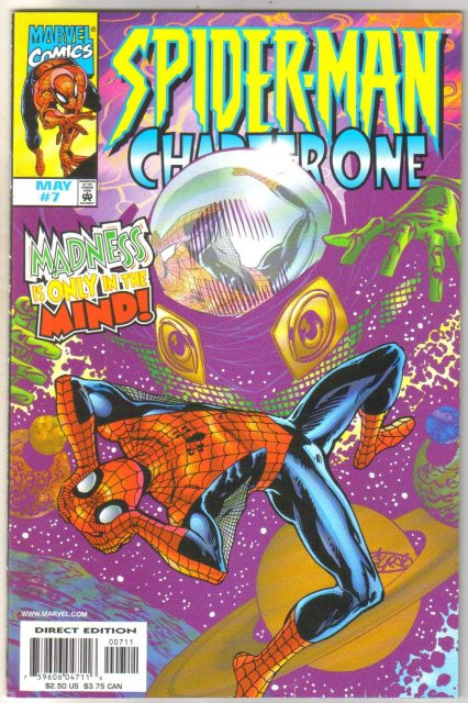 Spider-man Chapter One #7 comic book mint 9.8