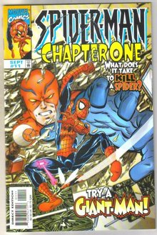 Spider-man Chapter One #11 comic book mint 9.8