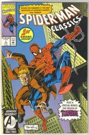 Spider-man Classics #1 comic book near mint 9.4