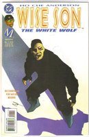 Wise Son The White Wolf #1 comic book  mint 9.8