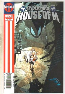 Spider-man House of M #2 comic book mint 9.8