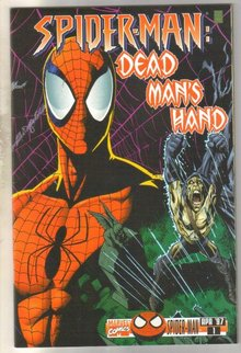 Spider-man: Dead Man's Hand #1 comic book near mint 9.4