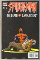 Spider-man The Death of Captain Stacy #1 near mint 9.4