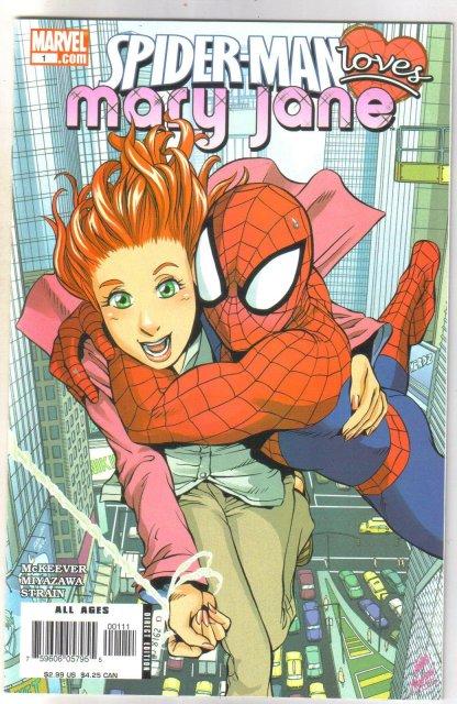 Spider-man Loves Mary Jane #1 mint 9.8