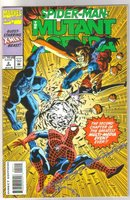 Spider-man The Mutant Agenda #2 near mint 9.4