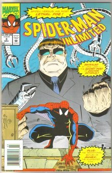 Spider-man Unlimited #3 comic book mint 9.8