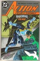 Action Comics #613  mint 9.8