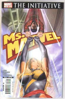 Ms. Marvel #16 comic book  mint 9.8