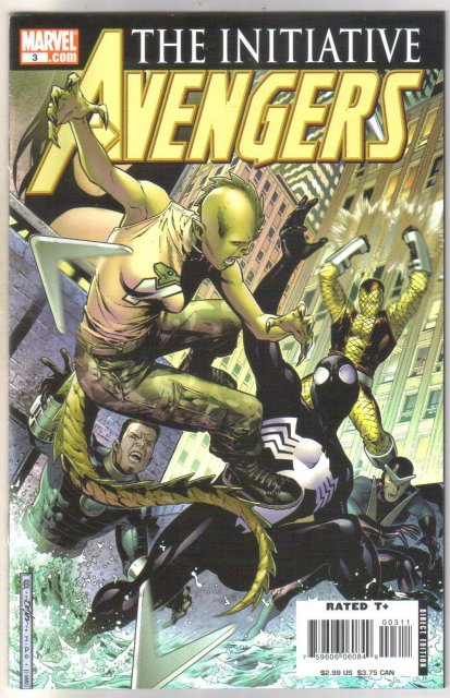 Avengers #3 comic book  mint 9.8