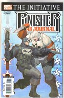 Punisher War Journal #8 comic book  mint 9.8