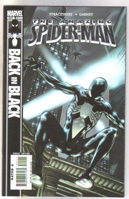 Amazing Spider-man #541 comic book  mint 9.8