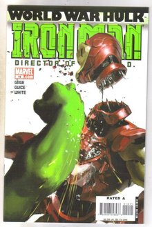 Iron Man #19 comic book  mint 9.8