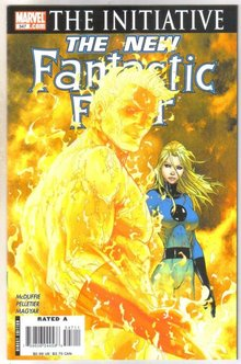 Fantastic Four #547 comic book  mint 9.8
