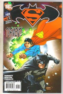 Superman/Batman #37 comic book  mint 9.8