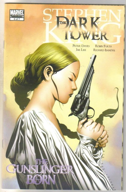 The Dark Tower #6 comic book  mint 9.8