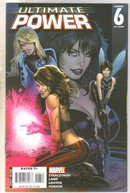 Ultimate Power #6 comic book  mint 9.8