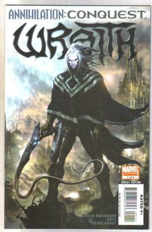 Annihilation: Conquest Wrath #1 comic book  mint 9.8