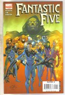 Fantastic Five #1 comic book  mint 9.8