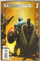 Ultimates Annual #2 comic book mint 9.8