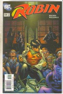 Robin #154 comic book mint 9.8