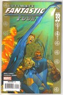 Ultimate Fantastic Four #33 comic book mint 9.8
