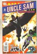 Uncle Sam #3 comic book mint 9.8