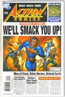 Action Comics #843 comic book mint 9.8